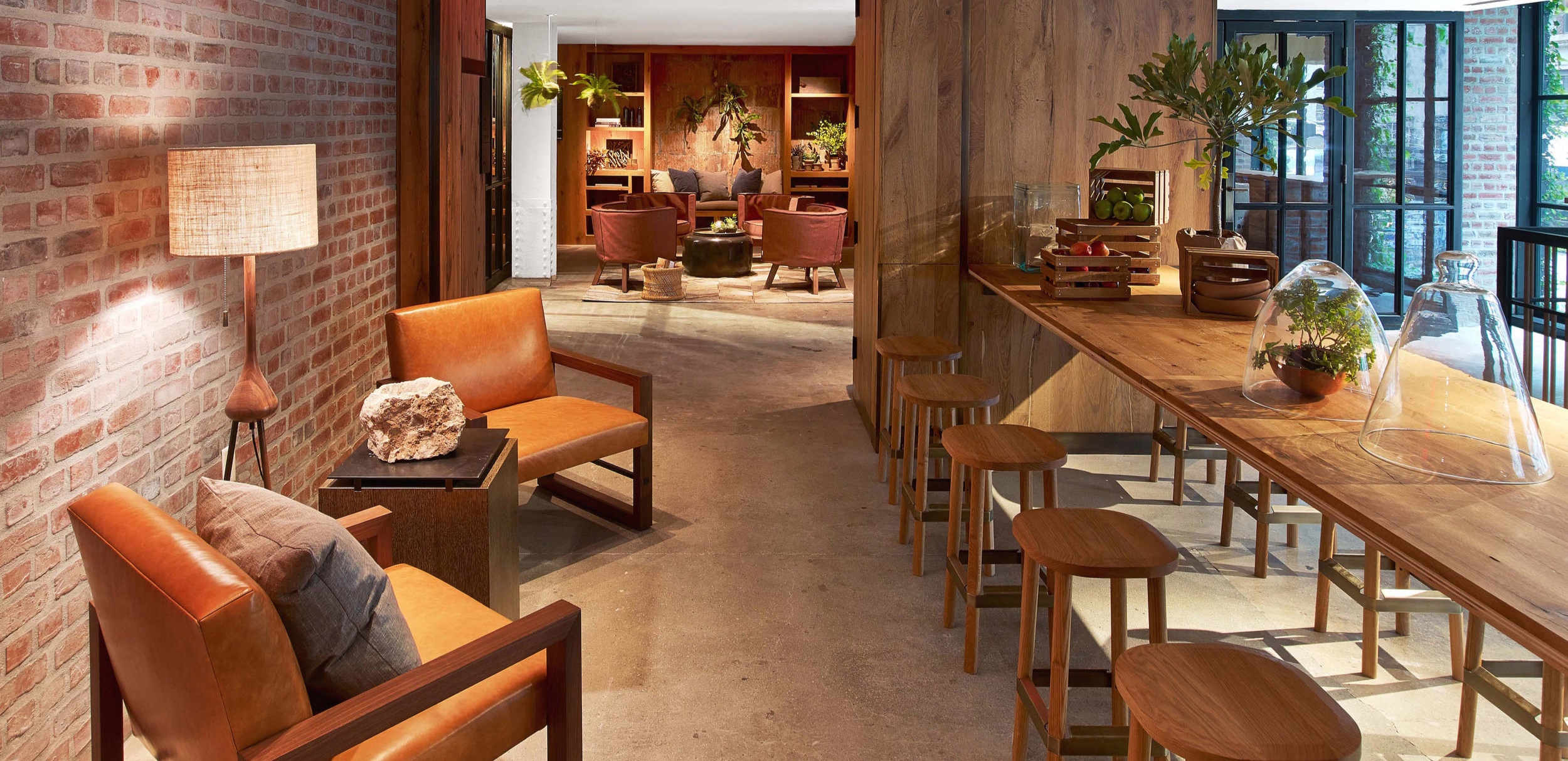 The Hotel Lobby: From Unused Space to a High-Tech Hub | Chargifi
