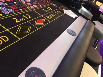 Wireless charging in Casinos