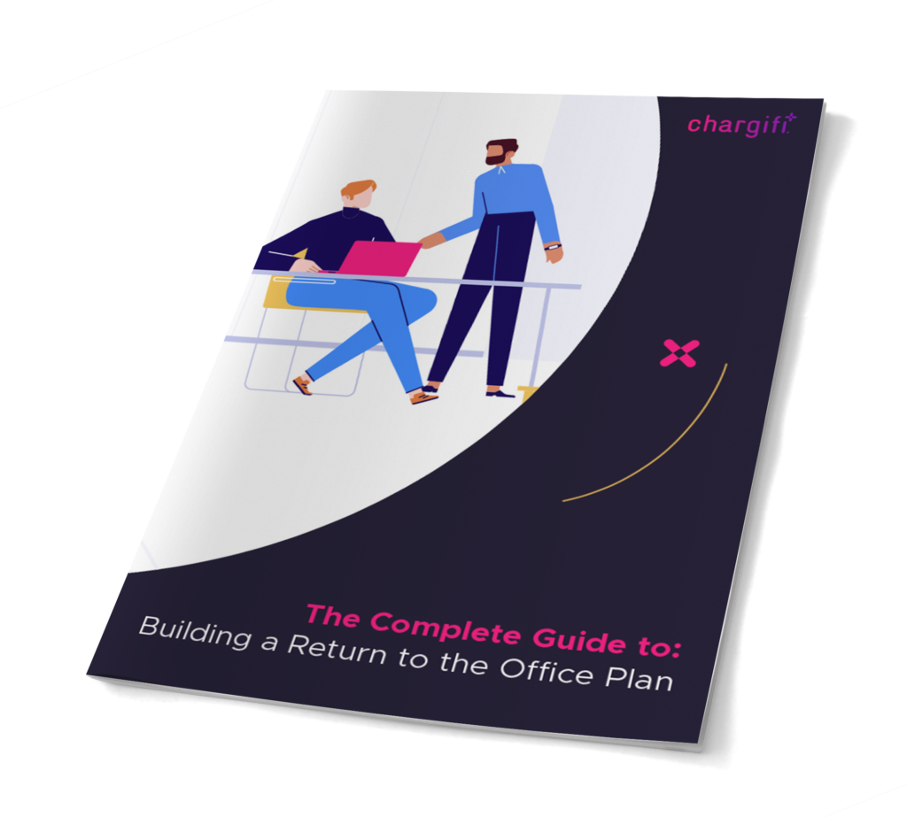 Front cover for Return to the Office Plan Guide