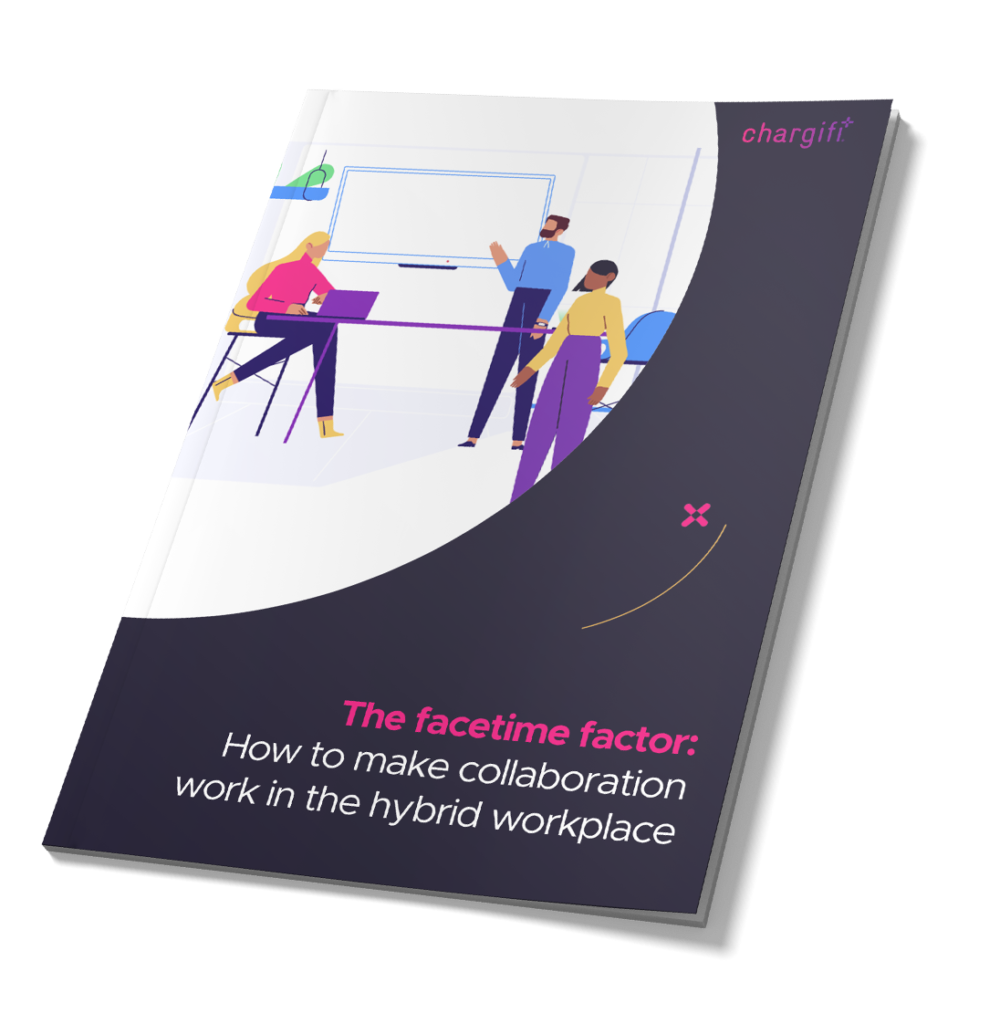 Cover of Guide: The Facetime Factor: How to make collaboration work in the hybrid workplace
